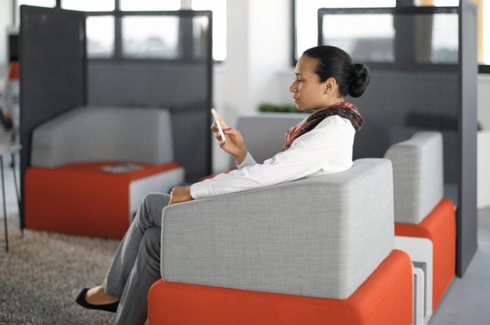 b free lounge linstram. Black Bedroom Furniture Sets. Home Design Ideas